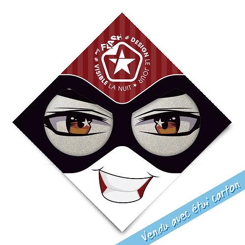 My FLASH *Superhero's Fine Brown Eyes X2