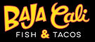 Baja Cali Fish & Tacos Rectange Logo