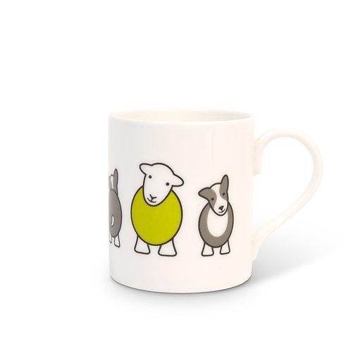 HERDY Special Edition Herdy & Sheppy Mug