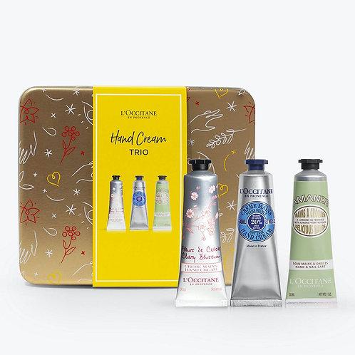 L'OCCITANE Trio Hand Cream Set