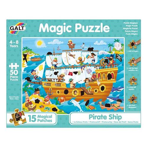 GALT Pirate Ship Magic Puzzle