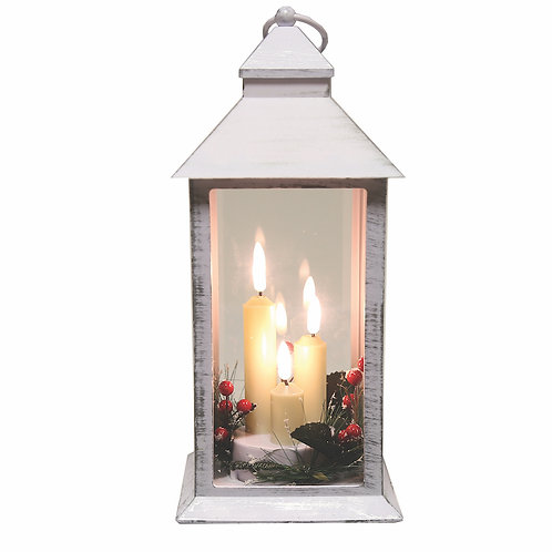 STRAITS Festive Box Lantern LED Lights