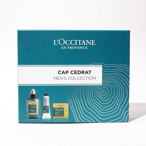 L'OCCITANE Cap Cedrat Men's Collection