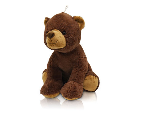 HEATIE  Large Toy 'Barnaby The Bear'