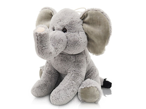 HEATIE  Large Toy 'Eddie The Elephant'