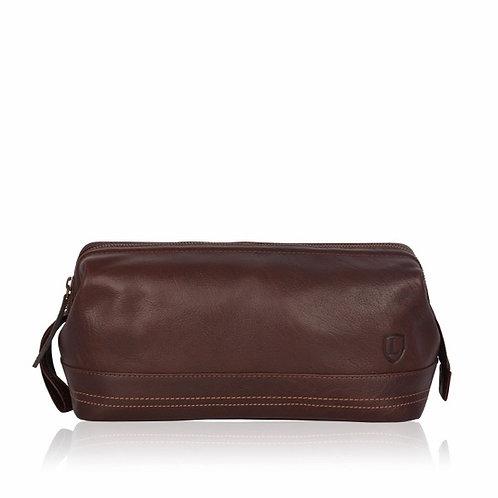 LAKELAND LEATHER Keswick Wash Bag
