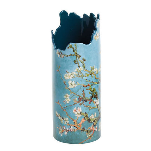 MONET Almond Tree In Blossom Vase