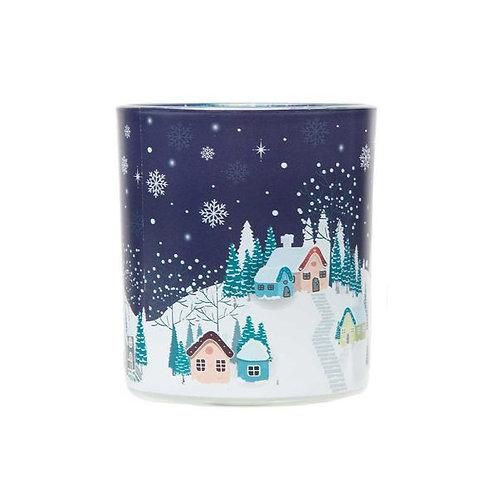 WAX LYRICAL Winter Wonderland Glass Candle