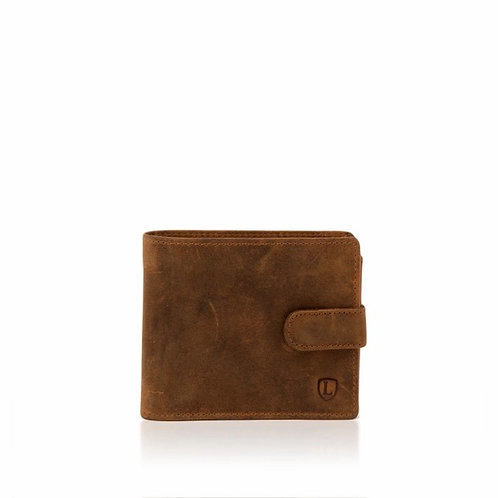 LAKELAND LEATHER Hunter Leather Wallet