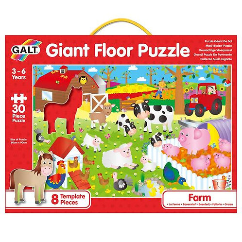 GALT Farm Floor Puzzle