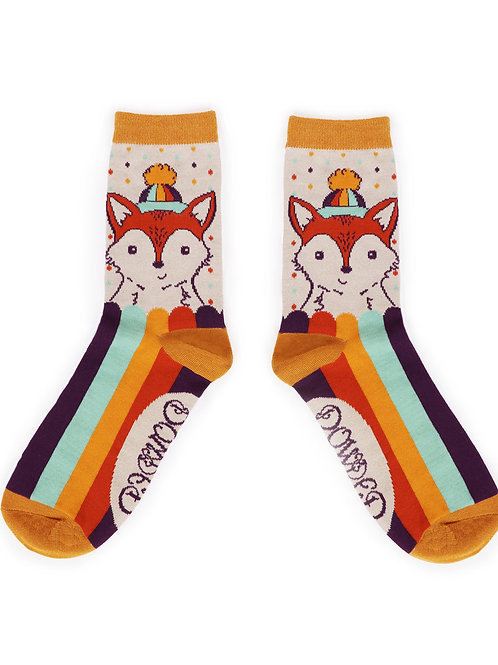 POWDER Foxy Ankle Socks