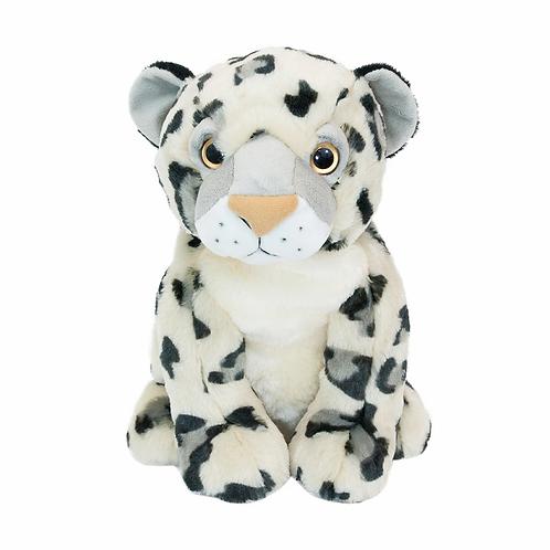 HEATIE  Medium Toy 'Eira The Snow Leopard'
