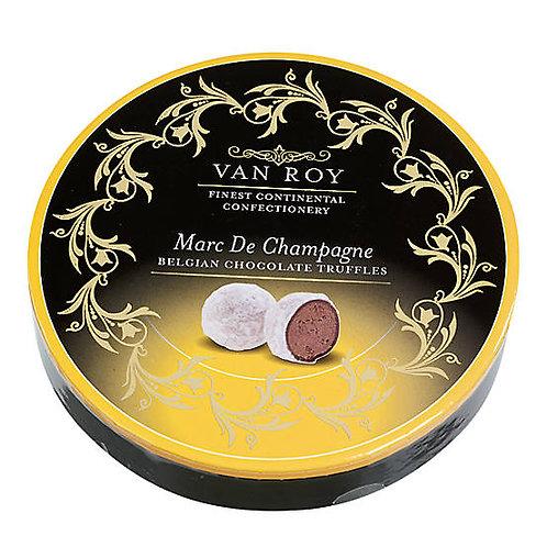 VAN ROY Marc De Champagne Chocolate Truffles