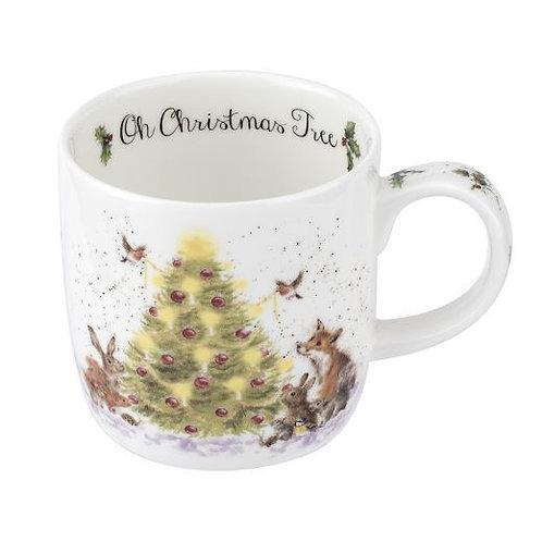 WRENDALE 'Oh Christmas Tree' Mug