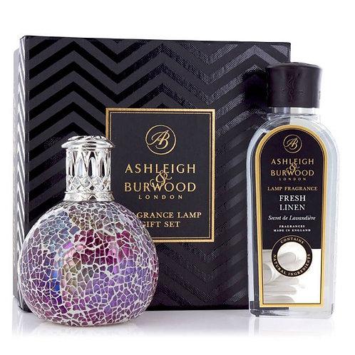 ASHLEIGH & BURWOOD Fragrance Lamp Pearlescence Gift Set
