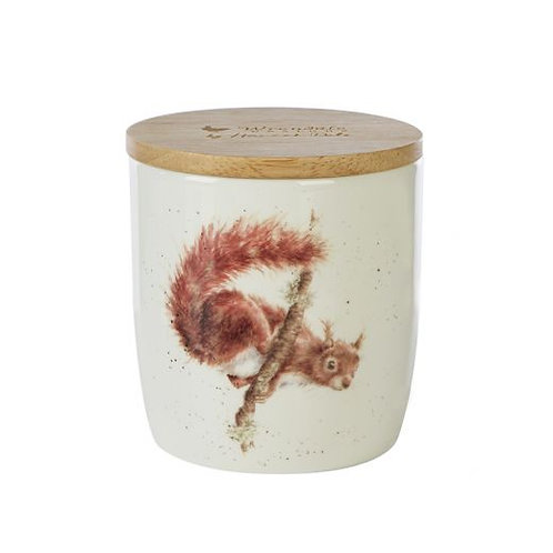 WRENDALE Woodland Candle Jar