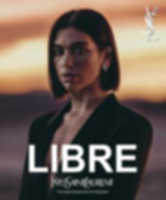 Dua-Lipa-Yves-Saint-Laurent-Libre-Perfum