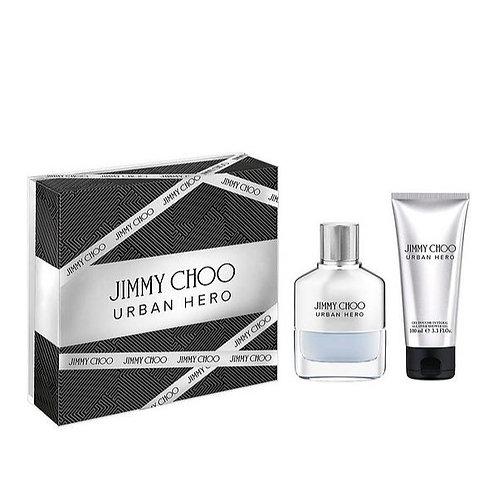 JIMMY CHOO Urban Hero EDP 50ml Gift Set