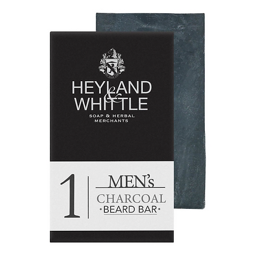 HEYLAND & WHITTLE Charcoal Beard Bar