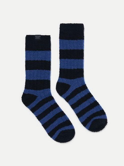 JOULES Mens Fluffy Socks