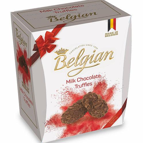 BELGIAN Milk Flaked Truffles