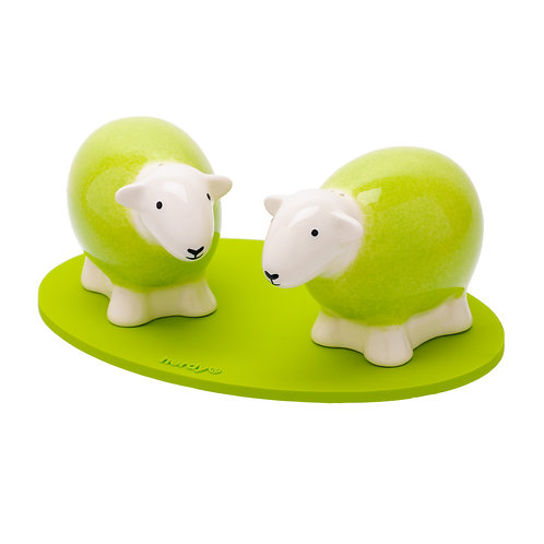 HERDY Salt And Pepper Shakers