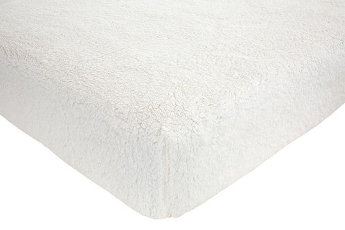 CATHERINE LANSFIELD Soft Sherpa Double Fitted Sheet