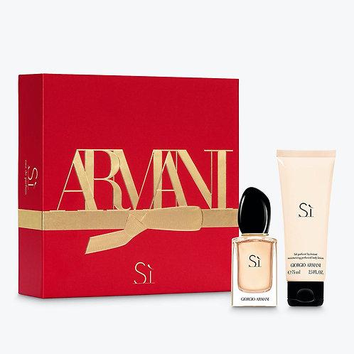 GIORGIO ARMANI Si EDP 30ml Gift Set