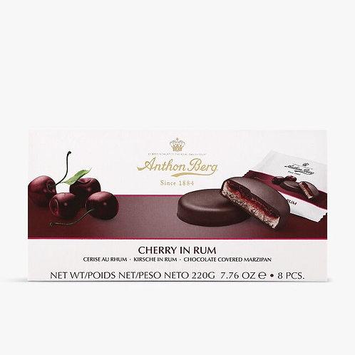 ANTHON BERG Cherry & Rum Marzipan