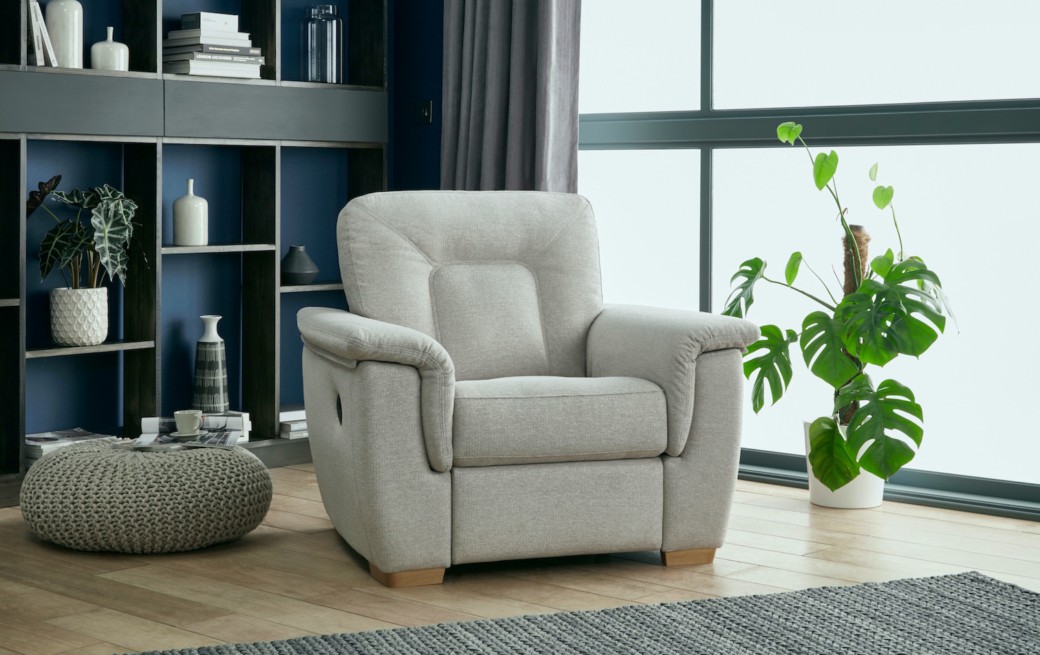 G PLAN - ELLIOT CHAIR
