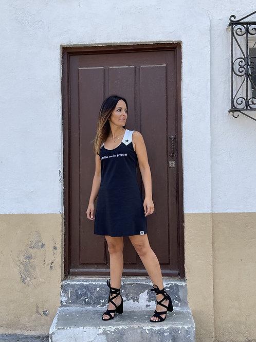 Vestido brilla