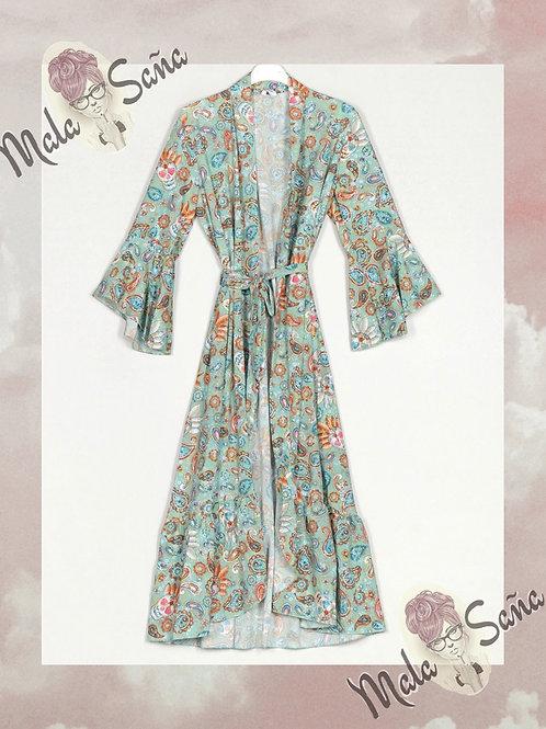 Kimono calaveras