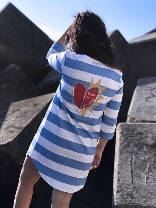 Vestido Bien del corazón