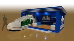 3D Pop-Up Store