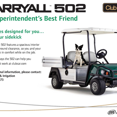 Print Ad - Carryall 502