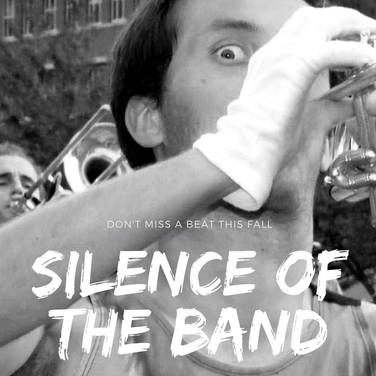 Social Media Image - Silence of the Band