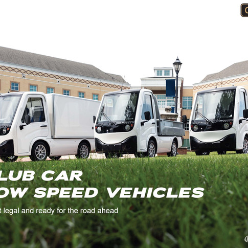 Club Car 411 LSV Brochure