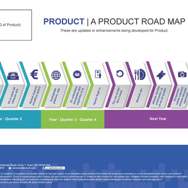 Brochure - Product Roadmap