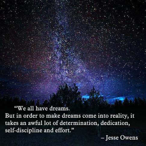 Social Media Images - Dreams