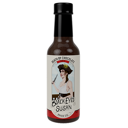 Black Eyed Susan Death By Chocolate Sauce 5 oz.
