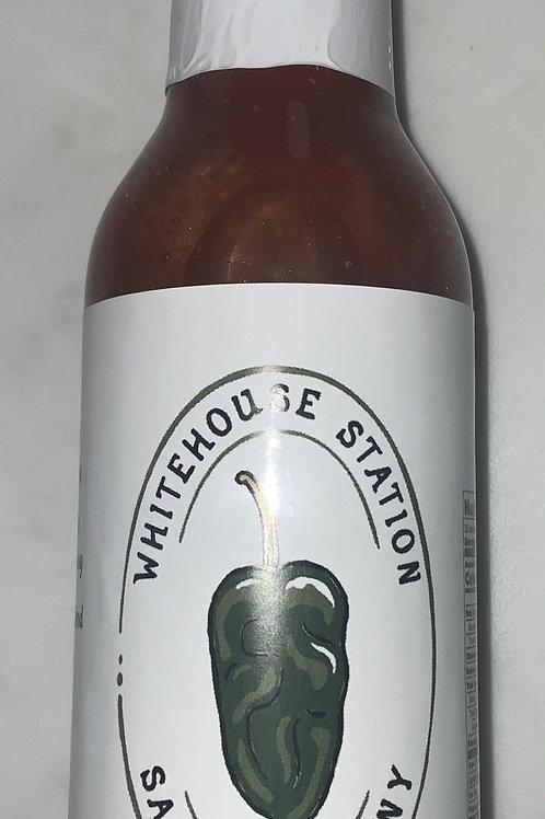 Apple Smoked Red Poblano-Jalapeno Sauce 5 oz.