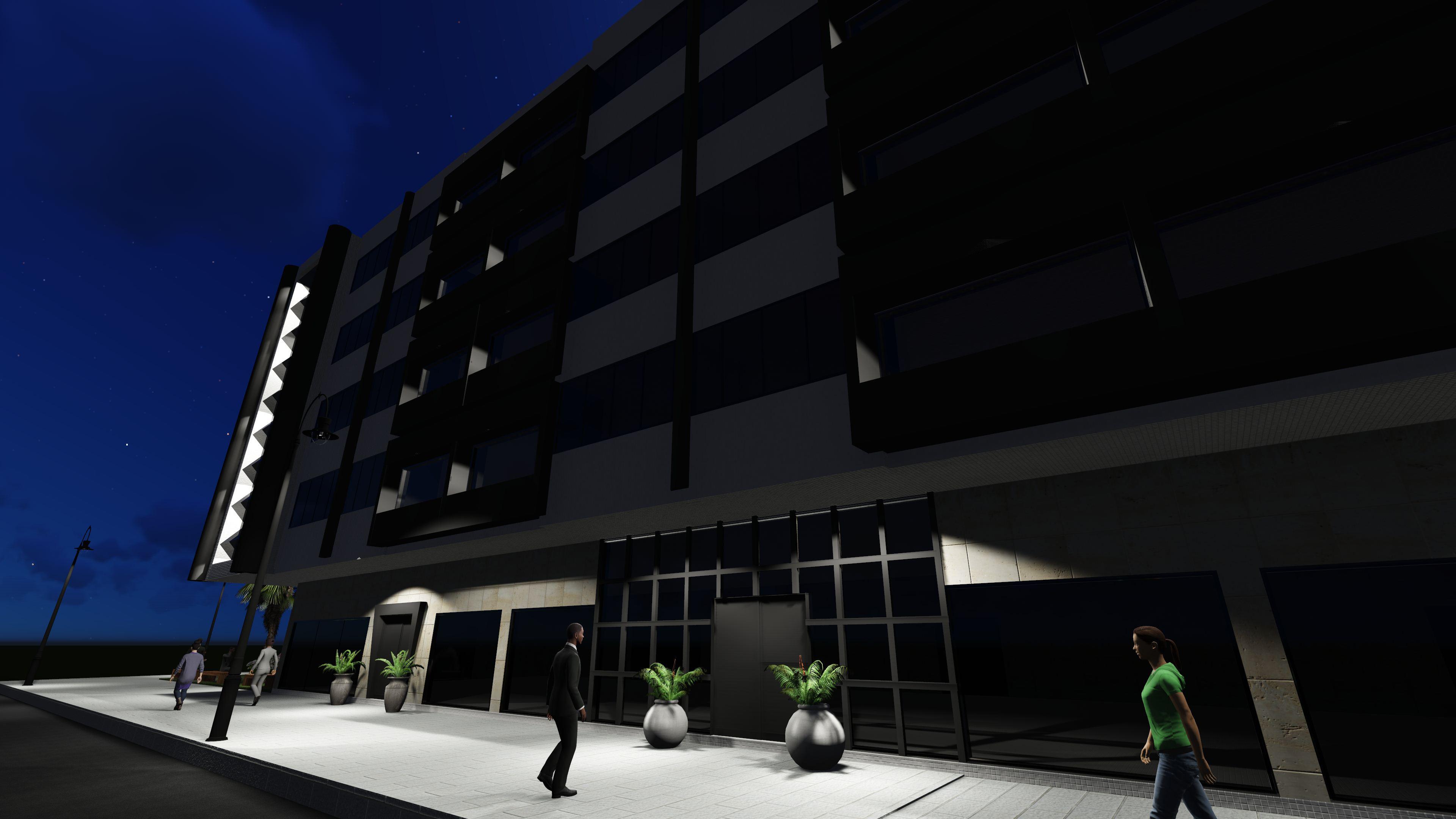 İş Merkezi Projesi