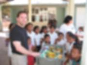Fr Matt Foley in Mexico