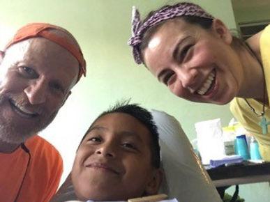 Another happy patient!