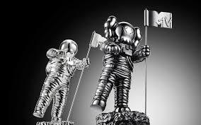 KAWS MTV