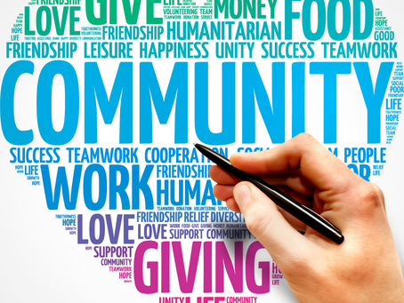 Community Involvement More Important Than Ever During Pandemic