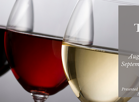 Libertyville Sunrise Rotary Announces 2020 Wine Tastings Schedule