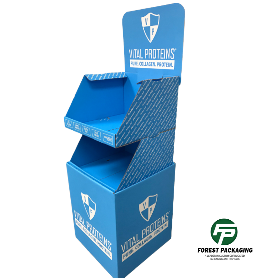 Forest Packaging Displays