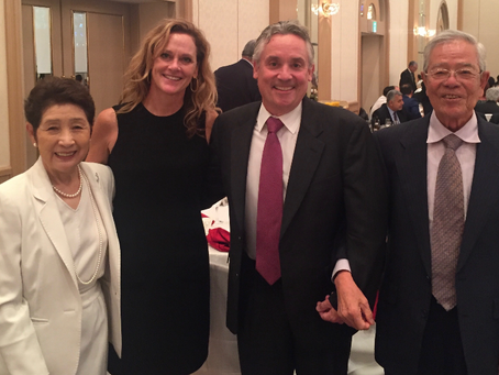 A Celebration with our Partners in Japan