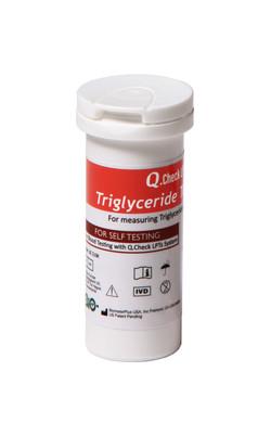 Check Triglyceride Test